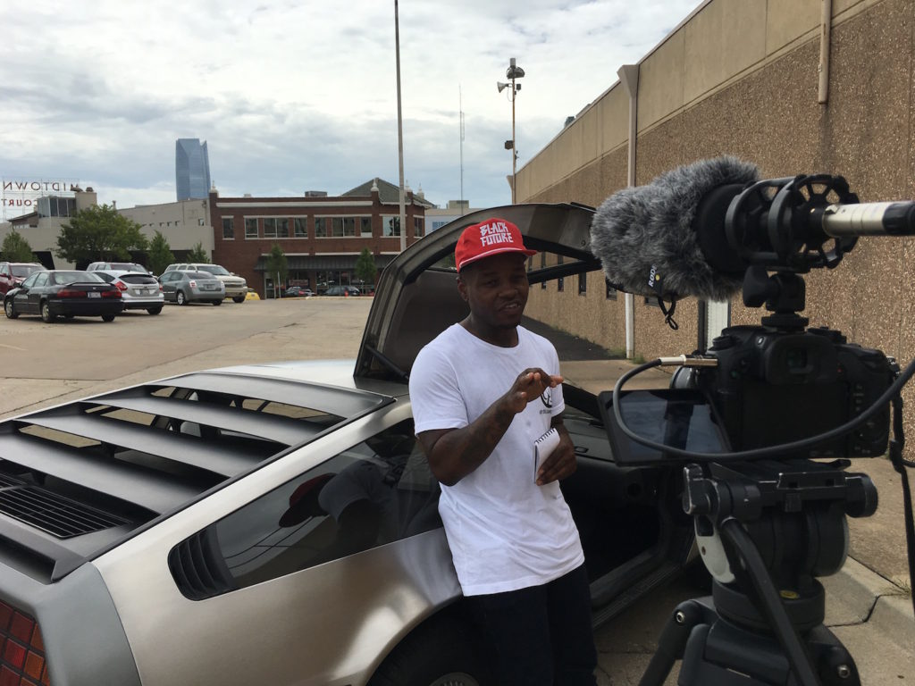 Interviewing Jabee