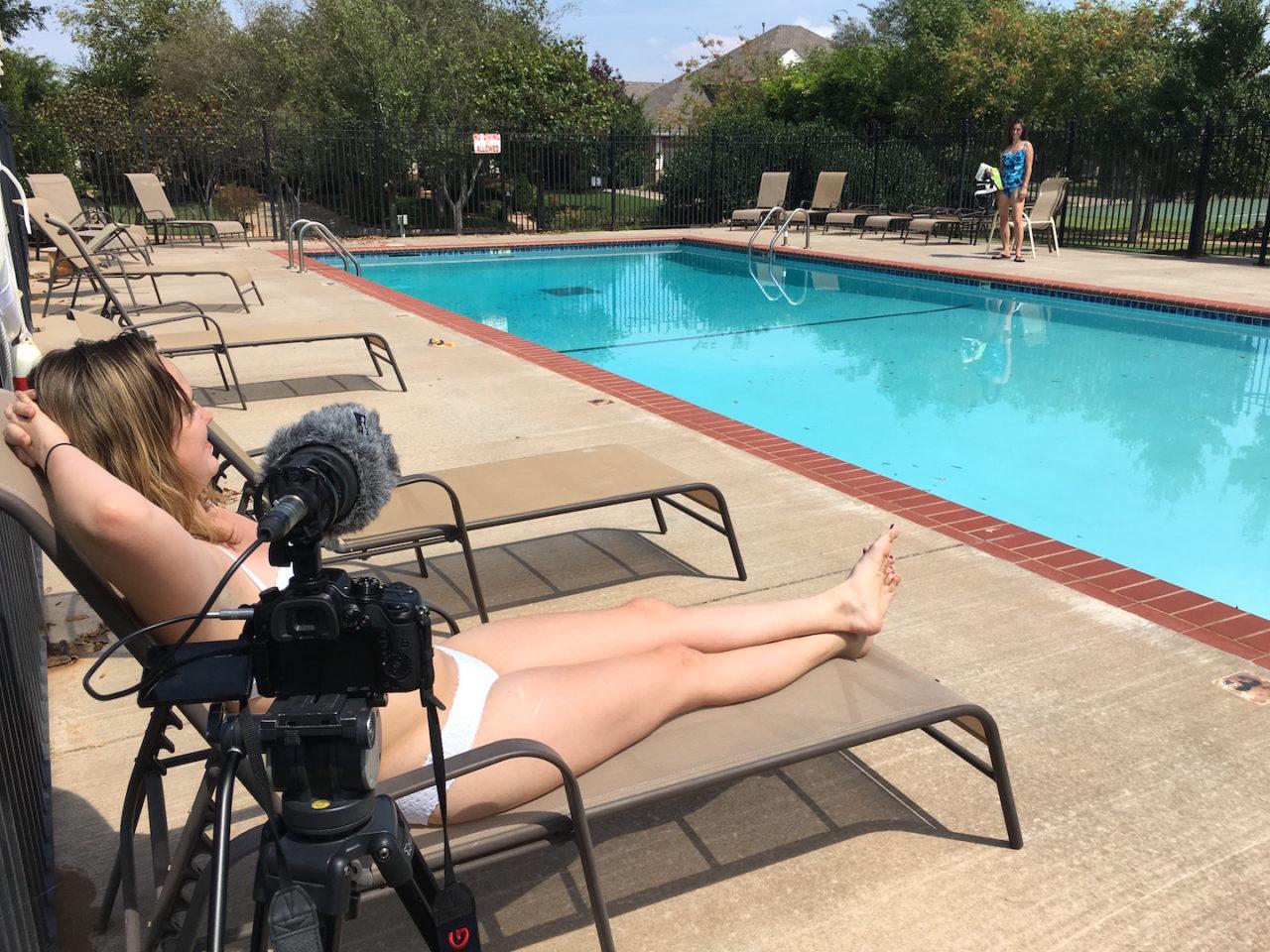 Behind the Scenes of Quarter Minutes' Summer Episode