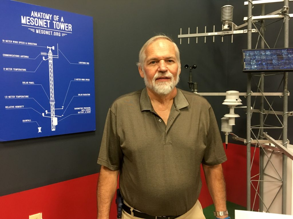 Douglas of the National Weather Museum