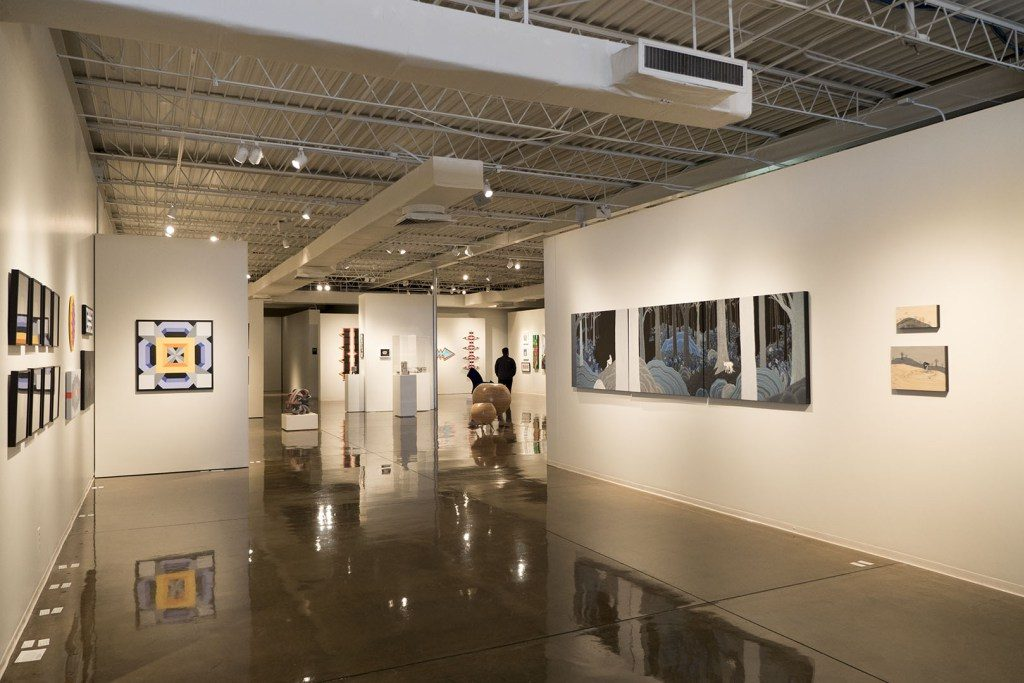 ArtNow 2017 Show - photo by Dennis Spielman