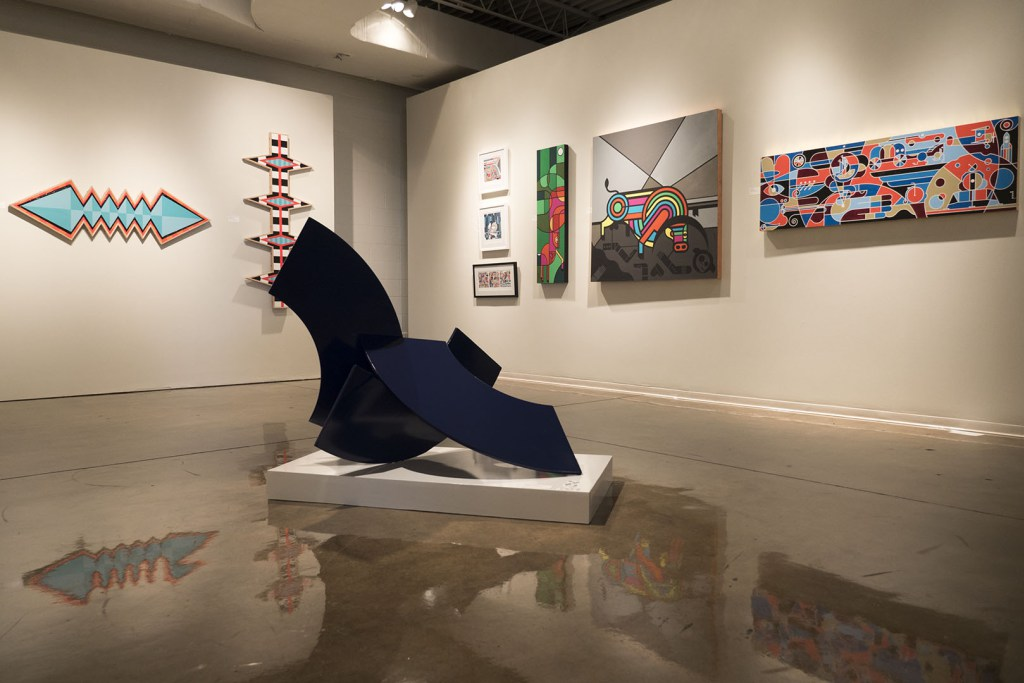 ArtNow Show - Photo by Dennis Spielman