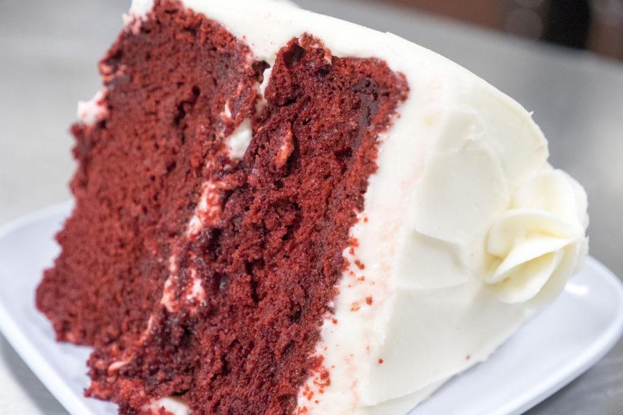 Cake from Sooner Legends - photo by Dennis Spielman