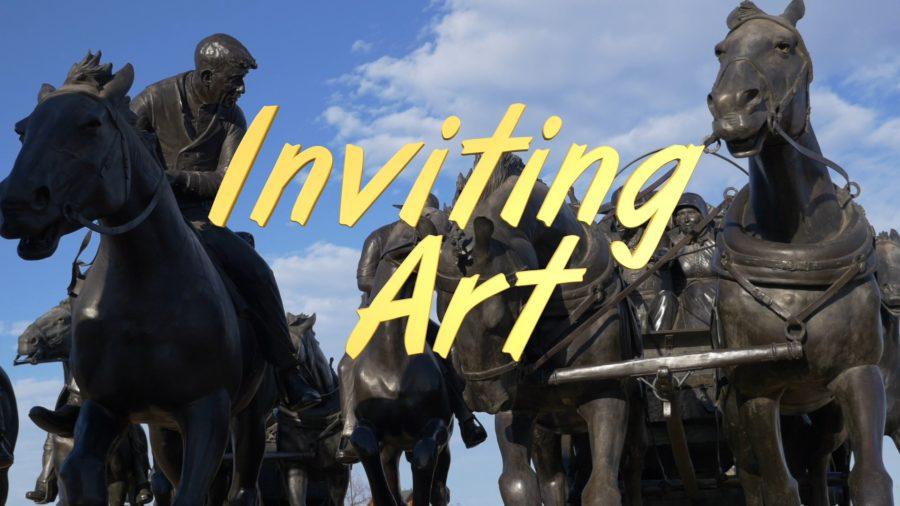 Inviting Art Title
