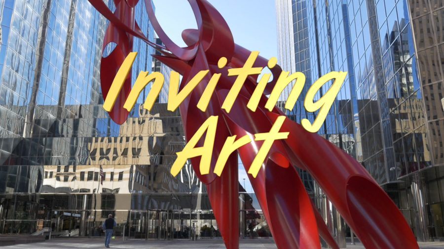 Inviting Art - Title