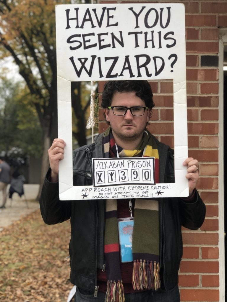 Wizards on Western