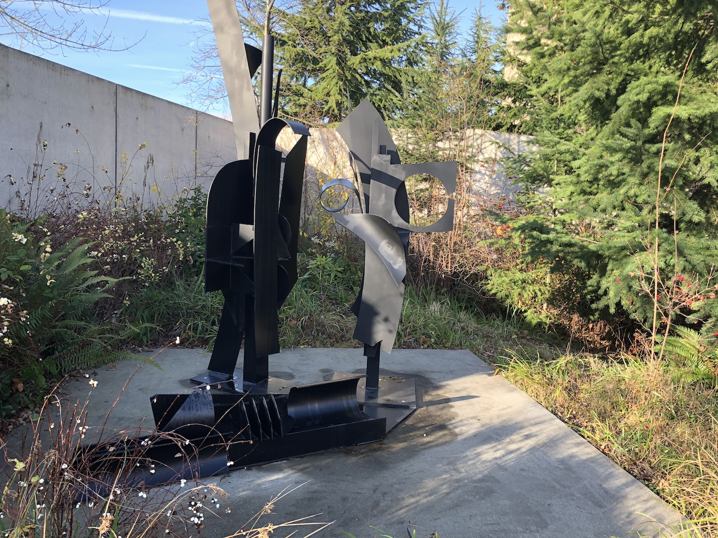 Olympic Sculpture Park - photo by Dennis Spielman