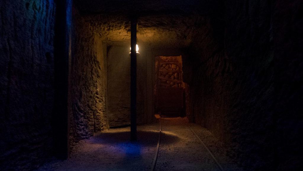 The Sanctuary Escape - photo by Dennis Spielman
