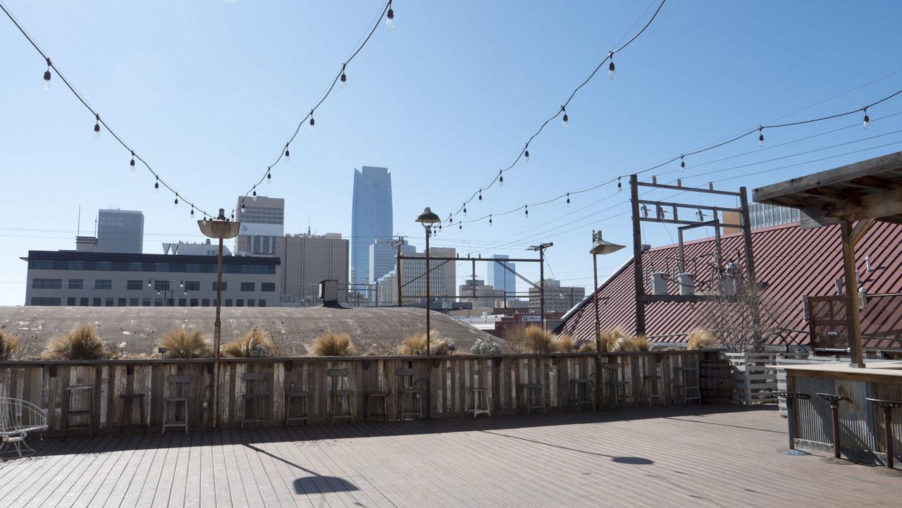 The Rooftop at Plenty - photo by Dennis Spielman