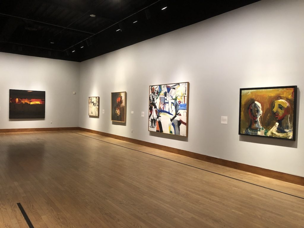 The New Art A Milestone Collection Fifty Years Later - photo by Dennis Spielman