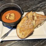 Grilled Cheese at Bricktown Brewery - photo by Dennis Spielman