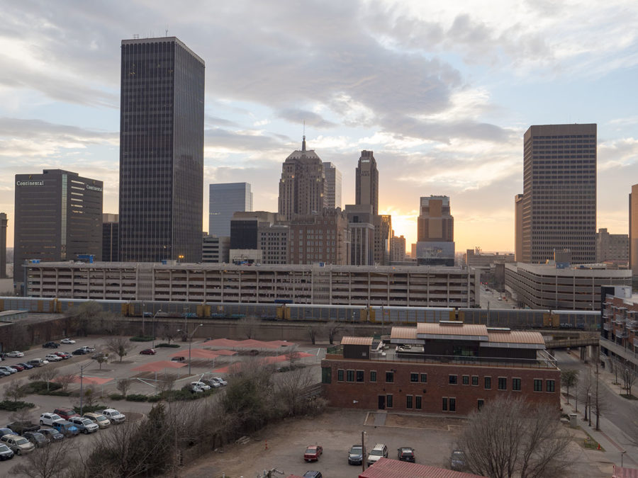 Rooftop View - photo by Dennis Spielman