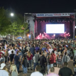 Norman Music Festival with Tune-Yards - photo by Dennis Spielman