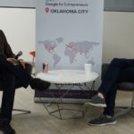 Terry at Startup Grind