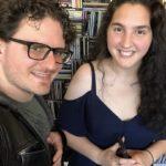 Dennis Spielman with Sydney McFerron of Whatcha Makin Podcast
