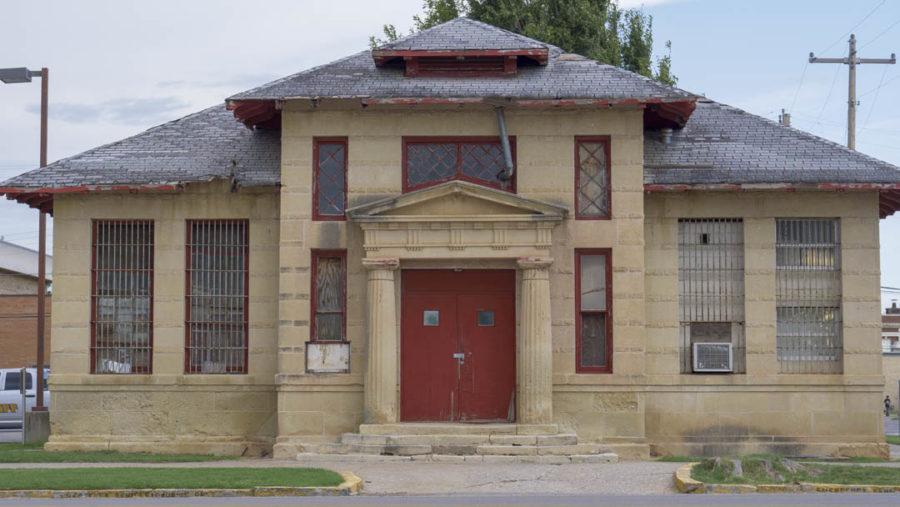 Old El Reno Jail - photo by Dennis Spielman