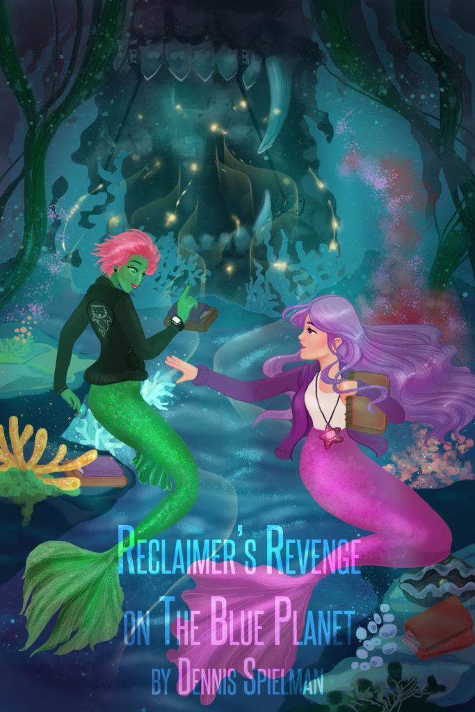 Reclaimer's Revenge on The Blue Planet Cover